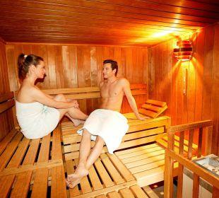 Spa Bereich - Sauna Hotel Zugspitze