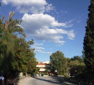 Ausblick Villa Stella Apartments