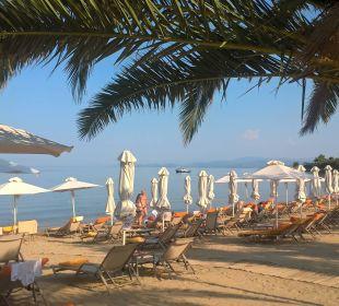 Sehr schöner Strand Anthemus Sea Beach Hotel & Spa