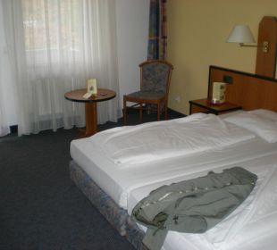Schlafbereich Hotel Markkleeberger Hof