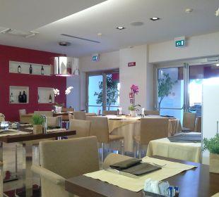 Restaurant Bacchus (Frühstück) Jazz Hotel