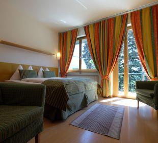 Schlafzimmer Hapimag Resort Merano