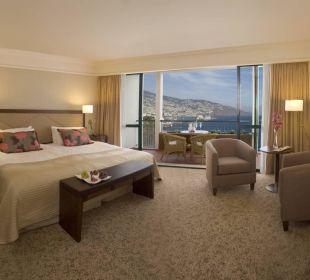 The Cliff Bay | Top Floor Funchal Blick Hotel The Cliff Bay (PortoBay)