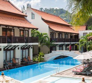 Außenansicht Khao Lak Oriental Resort