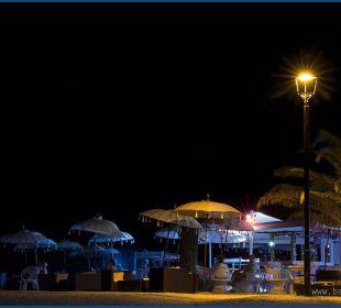 Nachts am strand Hotel Casa Pepe