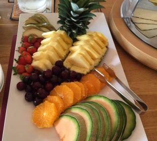 Jeden Tag frisches Obst Finca Sol y Vida