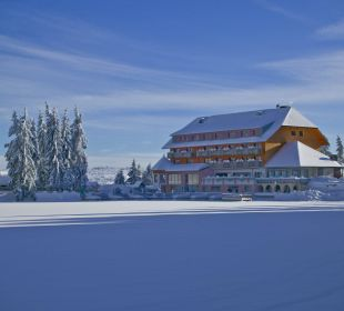 Berghotel Mummelsee im Winter Berghotel Mummelsee