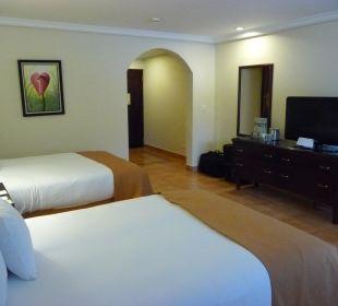 Unser zweites Zimmer DoubleTree by Hilton Hotel Cariari San Jose - Costa Rica
