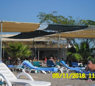 Strand und Bar Linda Resort Hotel