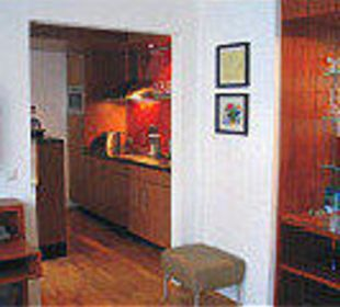 """Appartement """"Quisi"""" Hotel Quisisana"""