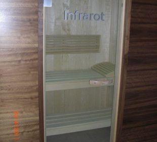 Infrarotkabine Hotel Garni Alpenstern