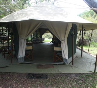 Das Barzelt Mara Bush Camp