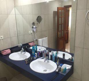Badezimmer Dunas Suites&Villas Resort