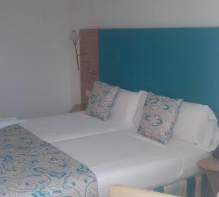 Das Bett Olimarotel Gran Camp de Mar
