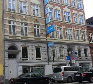 Hotel Hansehof Hamburg Check In