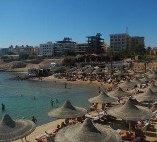 Мелководный пляж Sphinx Aqua Park Beach Resort