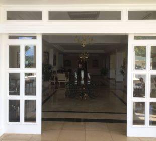Lobby Eingang Grand Bahia Principe Cayacoa