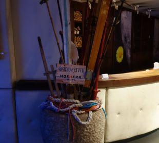 Viel Liebe in vielen Ecken Leading Family Hotel & Resort Alpenrose