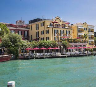 The Hotel Facade  Hotel Sirmione e Promessi Sposi