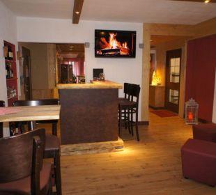 Die gemütliche Lounge Hotel Hirschbachwinkel