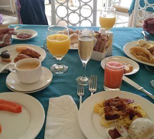 Frühstück Now Larimar Punta Cana