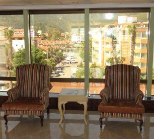 4. Etage vorm Lift Hotel Aqua