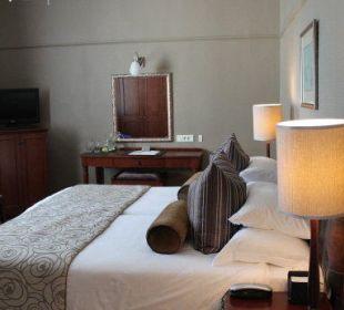 Schön eingerichtetes Zimmer Hotel Winchester Mansions