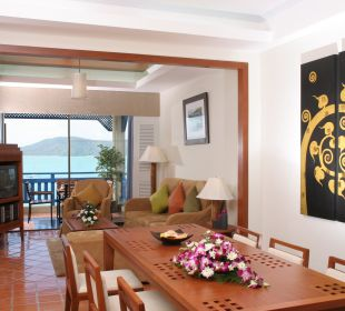 Two bedroom suite Kantary Bay Hotel