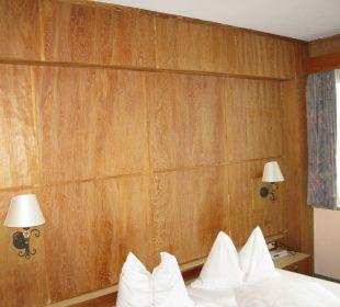 Die Zimmer im Landhausstil Erlebnishotel Tiroler Adler