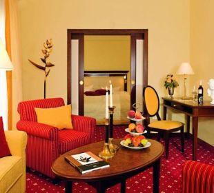 Doppelzimmer Bellevue Kurhotel Zink