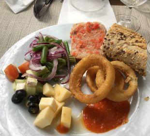 Restaurant allsun Hotel Eden Playa