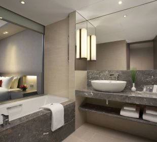 Executive Room Bathroom Carlton Hotel Singapore