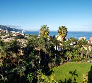 Blick aus Zimmer 301 Hotel Tigaiga