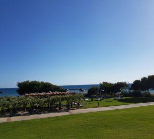 Blick zum Strand Club Aldiana Zypern