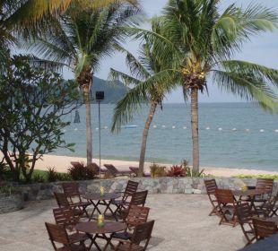 Blick zum Strand Sea Sand Sun Resort