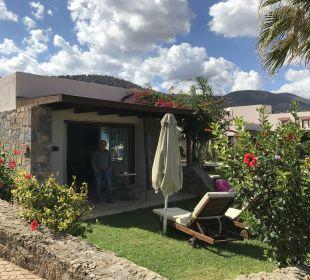 Gartenanlage Ikaros Beach Luxury Resort & Spa
