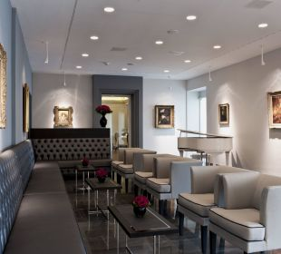Hall Affresco Hotel Belvedere Locarno