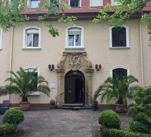 Gartenanlage Kloster Maria Hilf