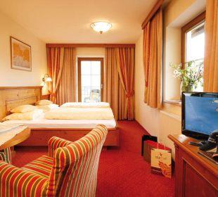 Doppelzimmer Komfort Familienhotel Loipenstub'n