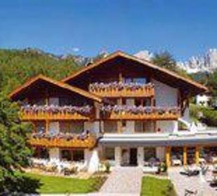 Aussenaufnahme Naturpark Hotel Stefaner