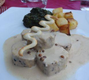 Schweinebacken Hotel Agritur Acetaia Gourmet & Relax