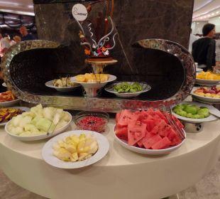Obstbuffet Sensimar Side Resort & Spa
