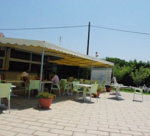 Bar przy basenie Hotel Princess Flora