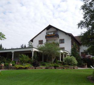 Aus dem Garten Waldblick Hotel Kniebis