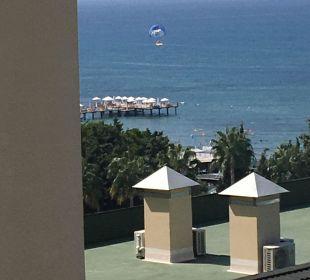 Ausblick vom Zimmer Hotel Side Sun