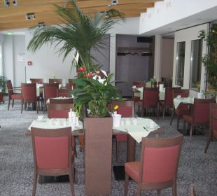 Restaurant im Wintergarten AKZENT Hotel Kaliebe