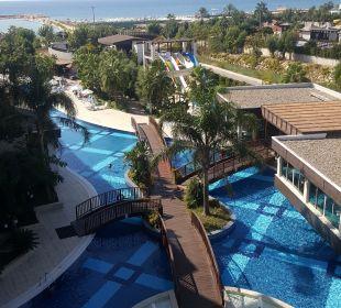 Aussicht  Sunis Hotel Evren Beach Resort & Spa