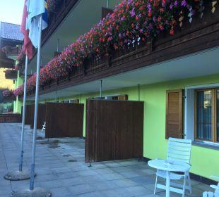 Terasse Hotel Waldhaus am See