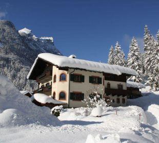 Pension Sonneck im Winter Pension Sonneck