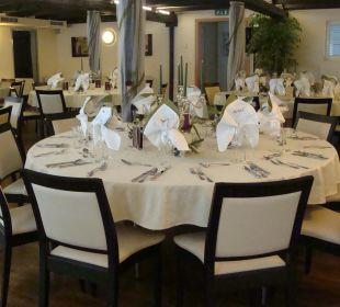 Hochzeitsfeierlichkeiten Wohlfühlhotel Liebnitzmühle